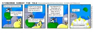 Stinkoman Comic Strip5